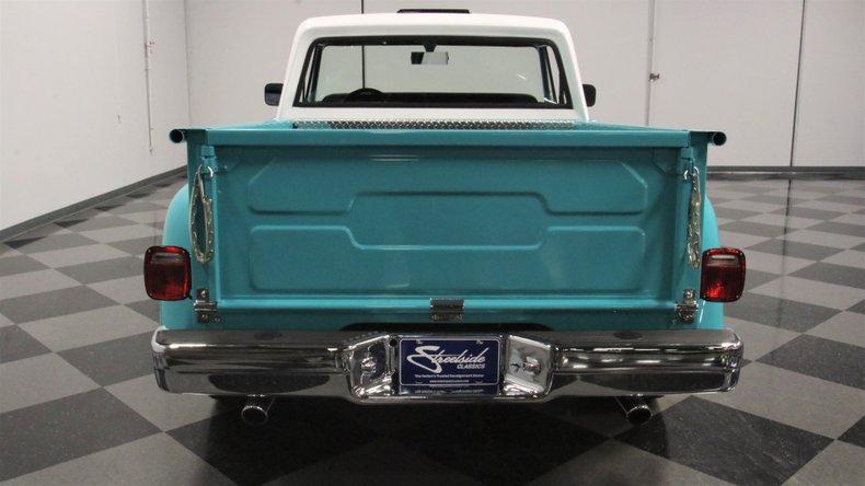 1971 Dodge D100 11