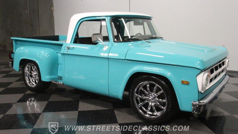 1971 Dodge D100 16