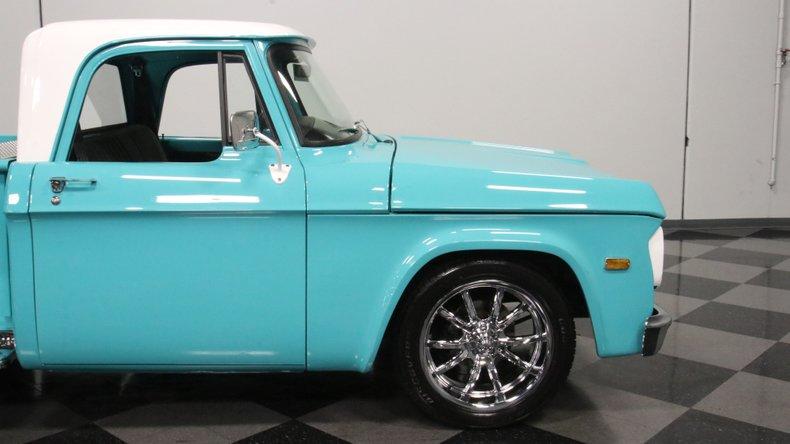 1971 Dodge D100 32