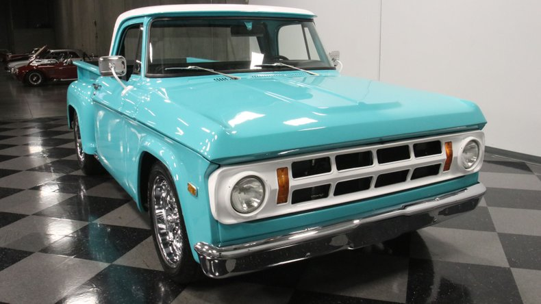 1971 Dodge D100 18
