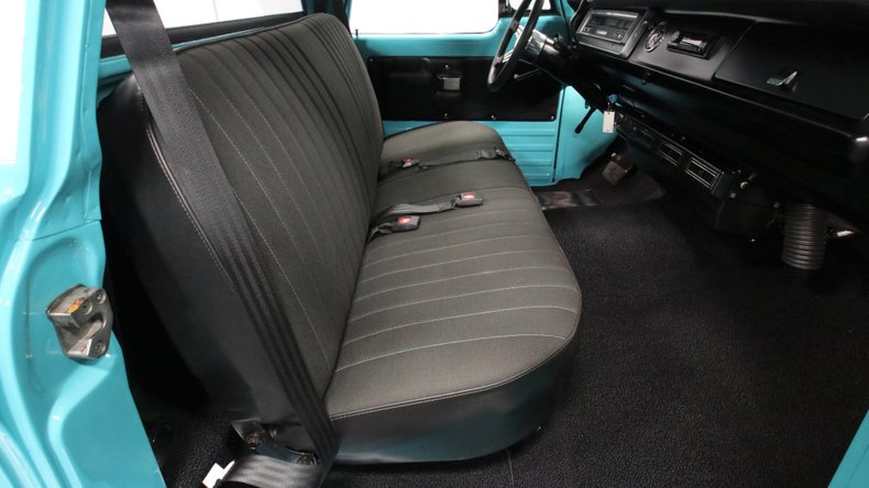 1971 Dodge D100 51