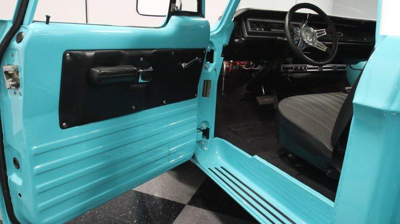 1971 Dodge D100 41