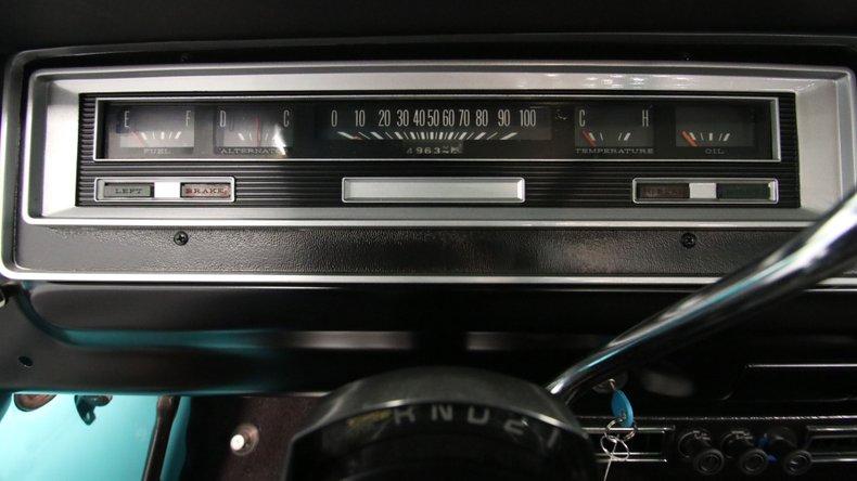 1971 Dodge D100 45