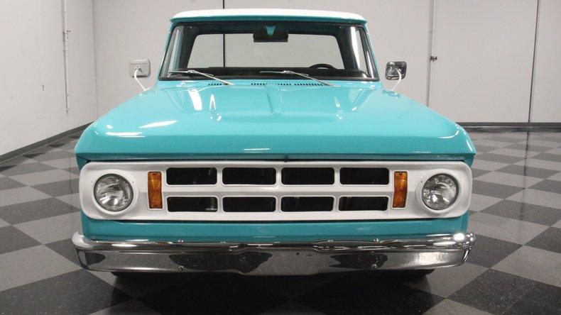 1971 Dodge D100 19