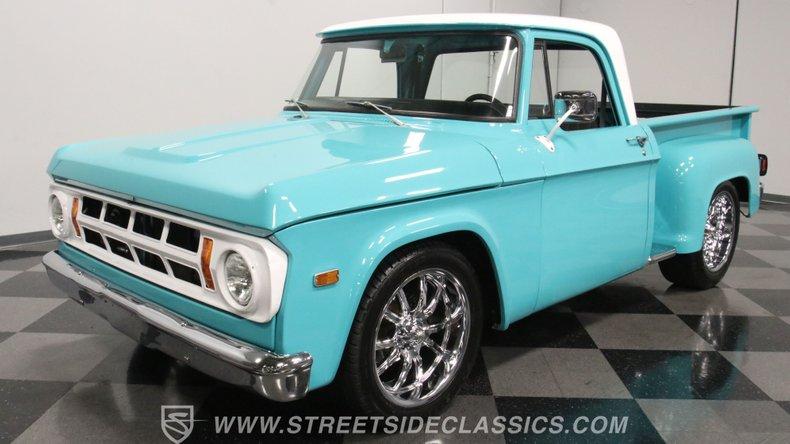 1971 Dodge D100 6