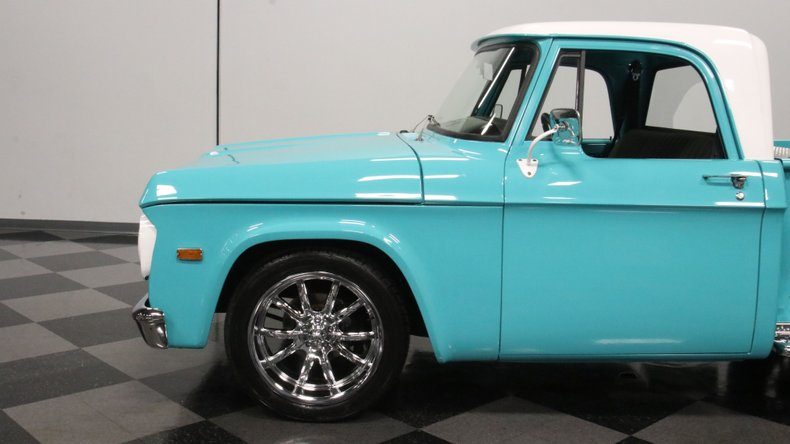 1971 Dodge D100 24
