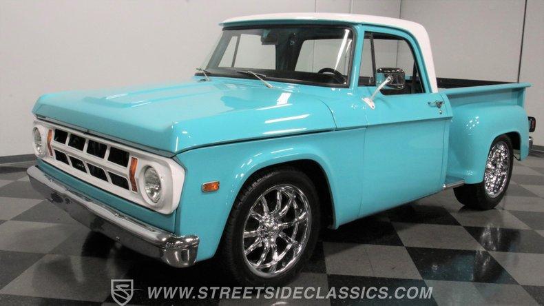 1971 Dodge D100 21