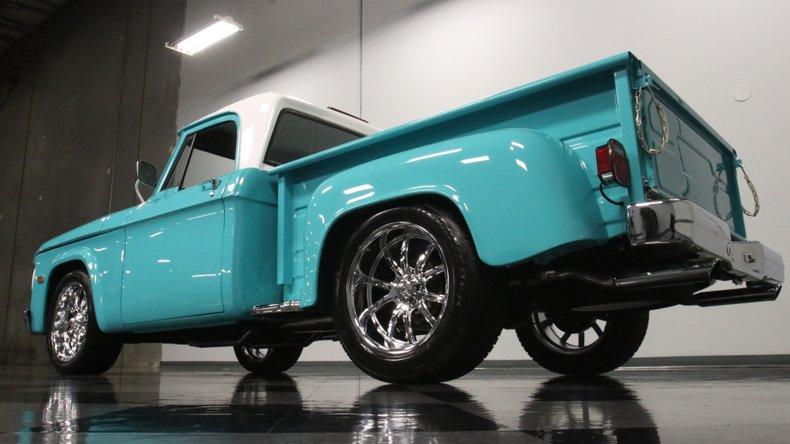 1971 Dodge D100 26