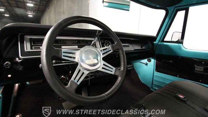 1971 Dodge D100 43