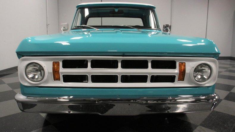 1971 Dodge D100 66