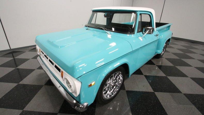 1971 Dodge D100 65