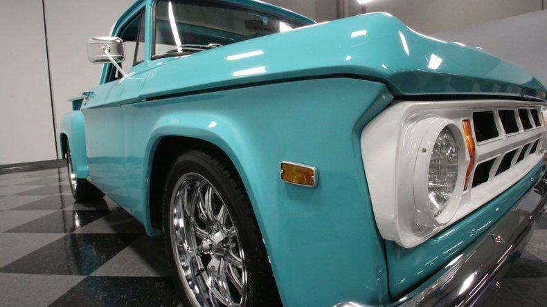 1971 Dodge D100 67