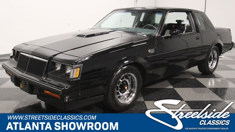 For Sale: 1986 Buick Grand National