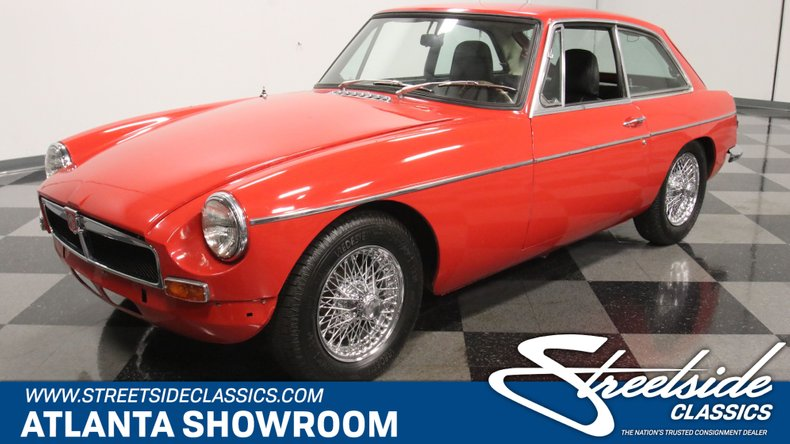 For Sale: 1969 MG MGB