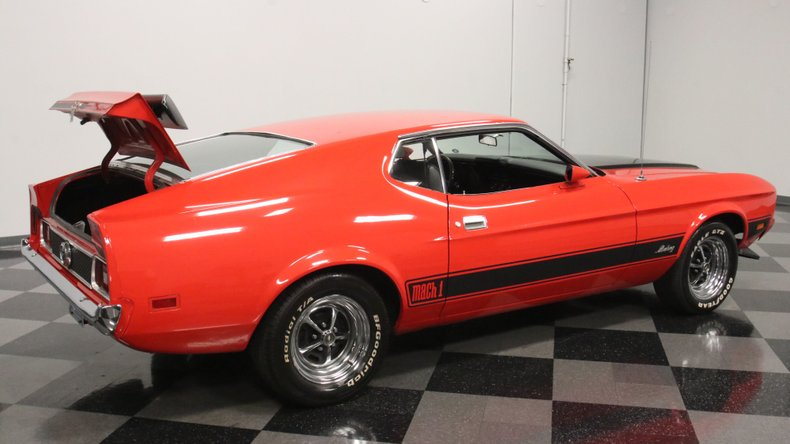 1973 Ford Mustang 37