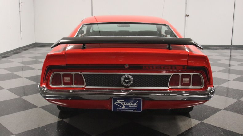1973 Ford Mustang 11