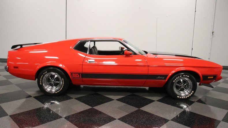 1973 Ford Mustang 30