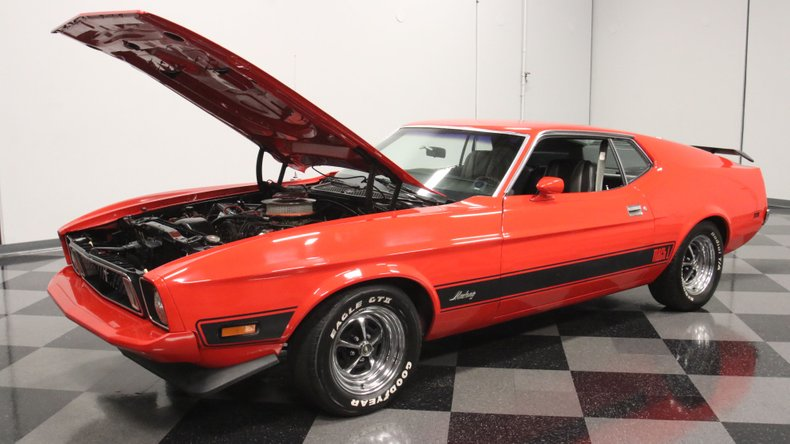 1973 Ford Mustang 34