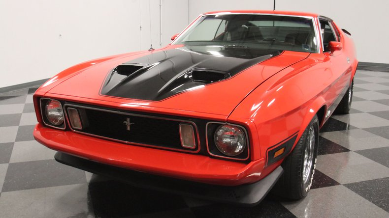 1973 Ford Mustang 20