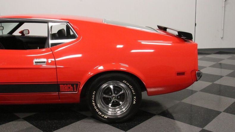 1973 Ford Mustang 25