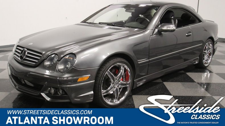 For Sale: 2004 Mercedes-Benz CL600