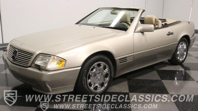 For Sale: 1995 Mercedes-Benz SL500