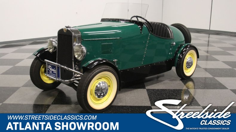 For Sale: 1937 Austin Boattail Speedster