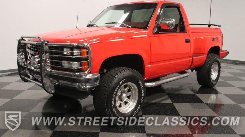 For Sale: 1989 Chevrolet Silverado