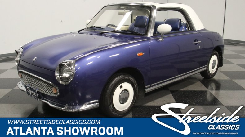 For Sale: 1991 Nissan Figaro