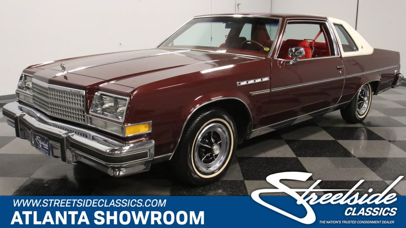 For Sale: 1978 Buick Electra