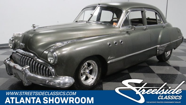 For Sale: 1949 Buick Super
