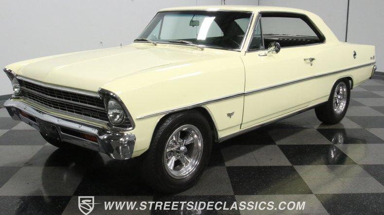 For Sale: 1967 Chevrolet Nova