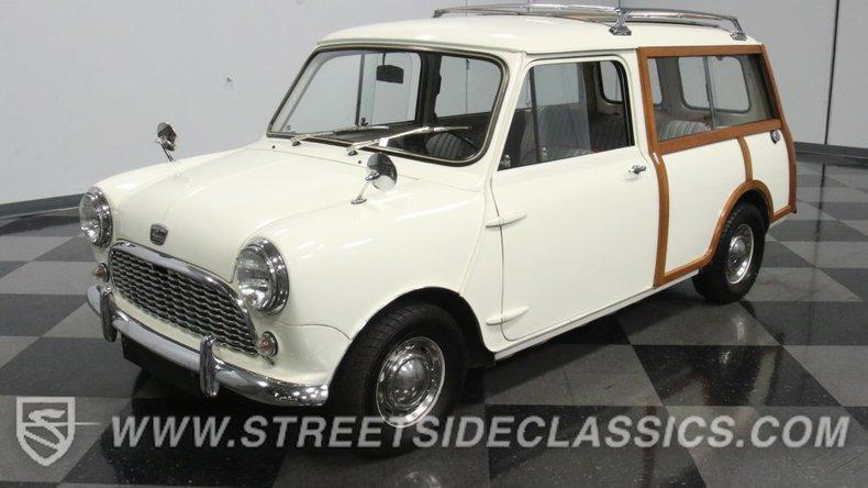 For Sale: 1961 Austin Mini Countryman