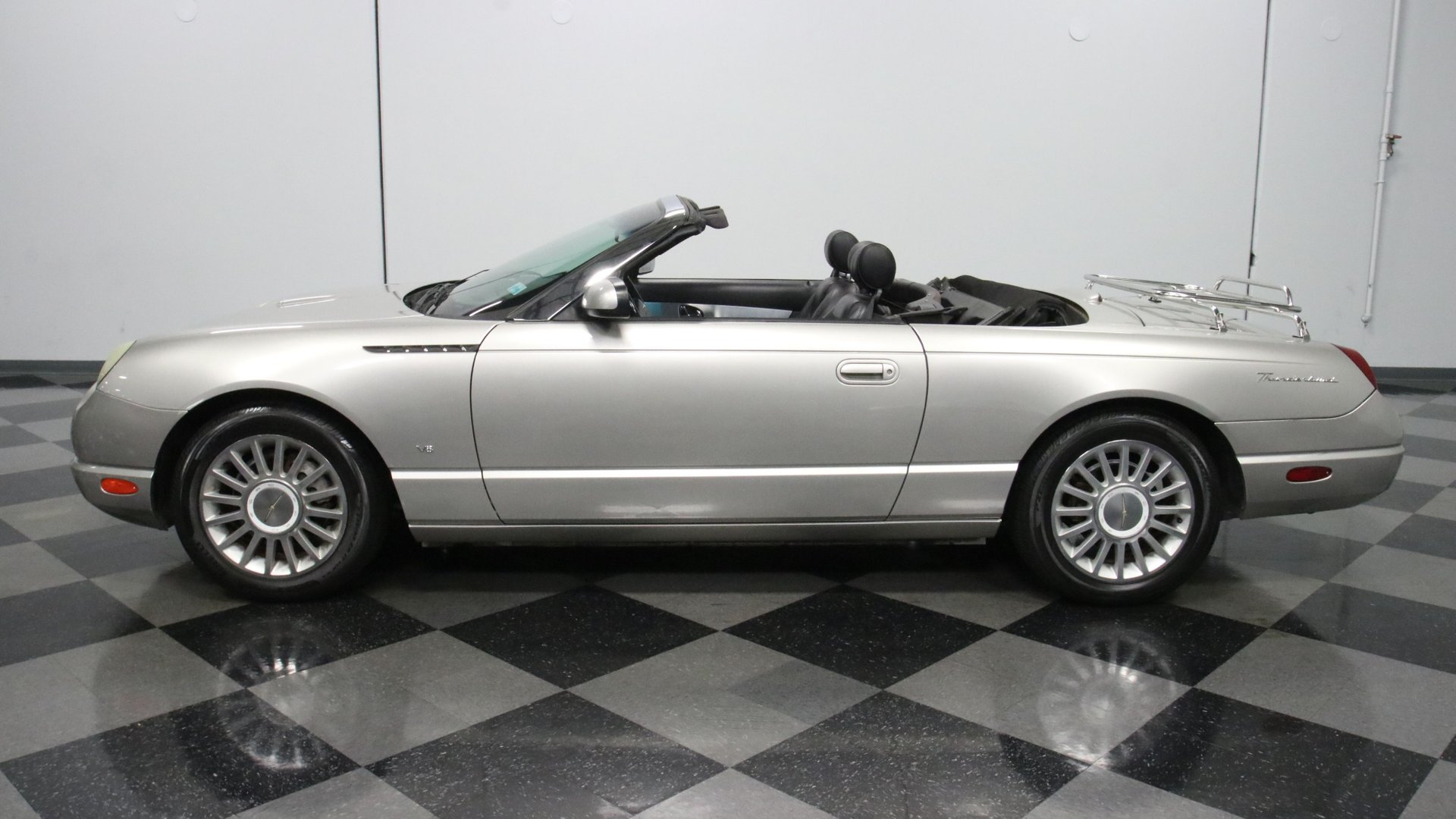 2004 ford thunderbird convertible