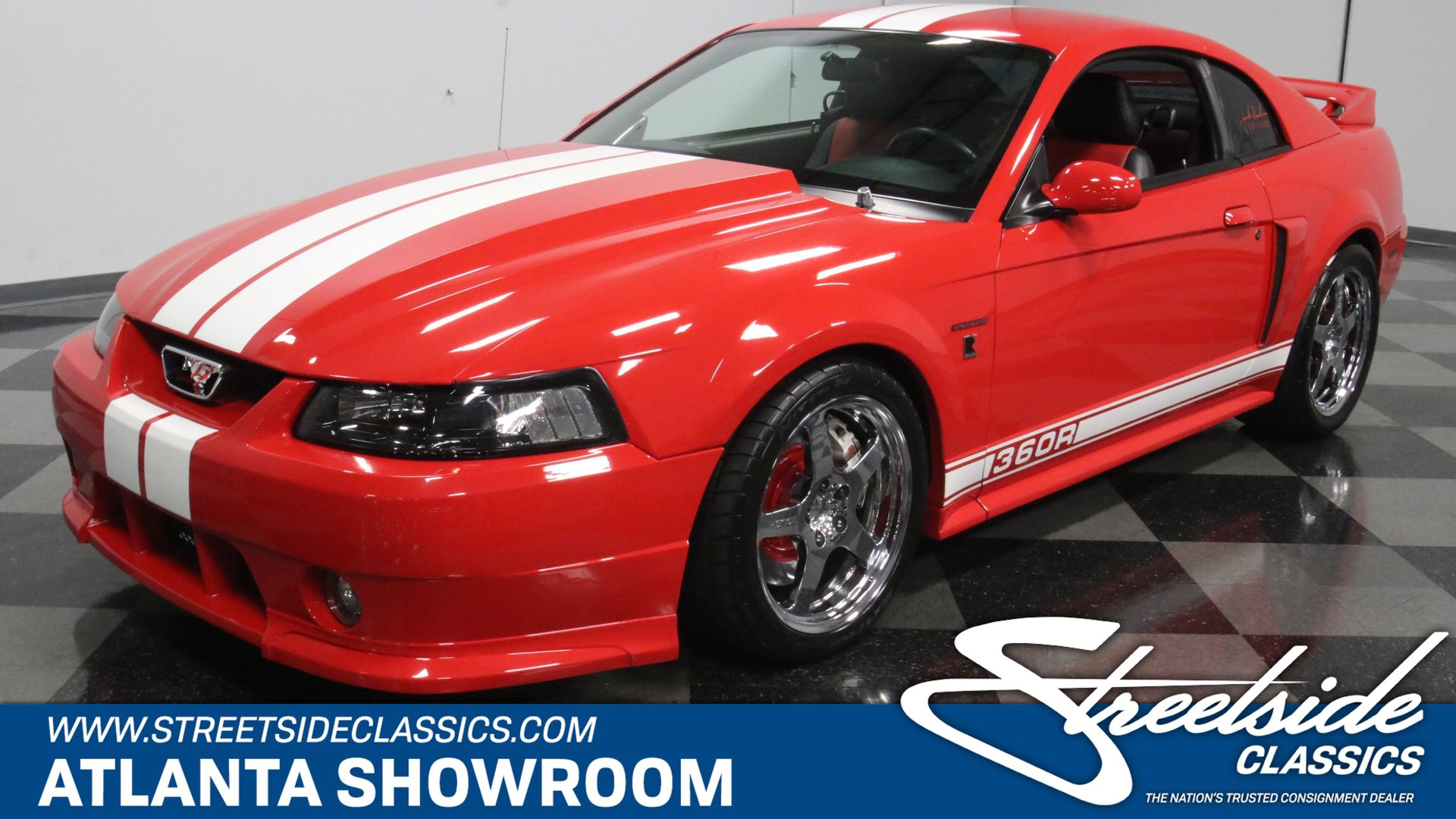 2002 ford mustang roush stage 3 360r