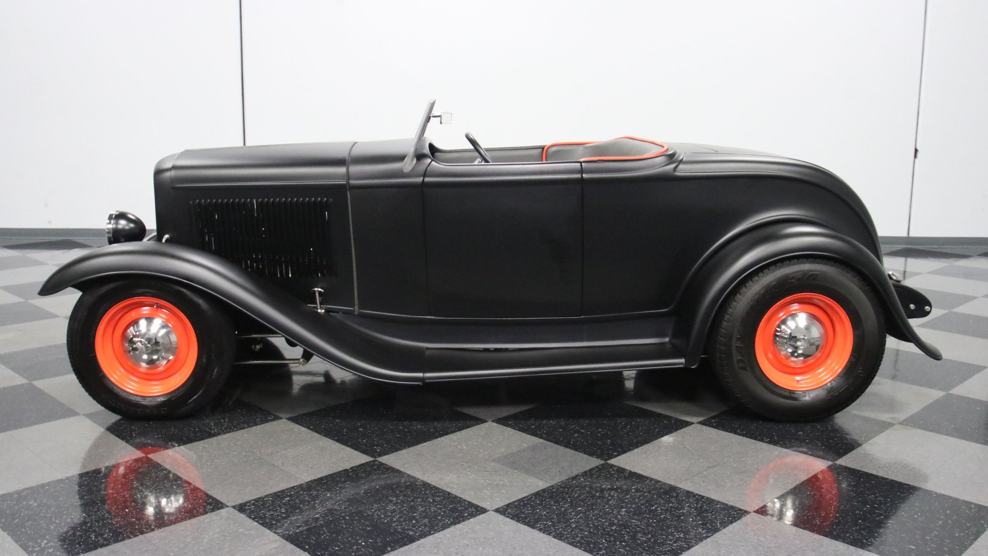 1932 ford highboy roadster replica
