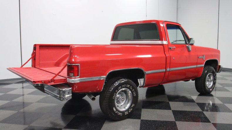 1987 Chevrolet K10 37