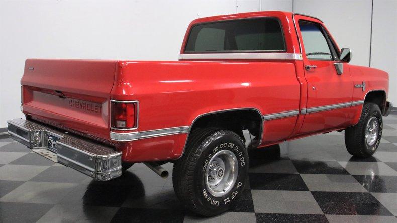 1987 Chevrolet K10 14