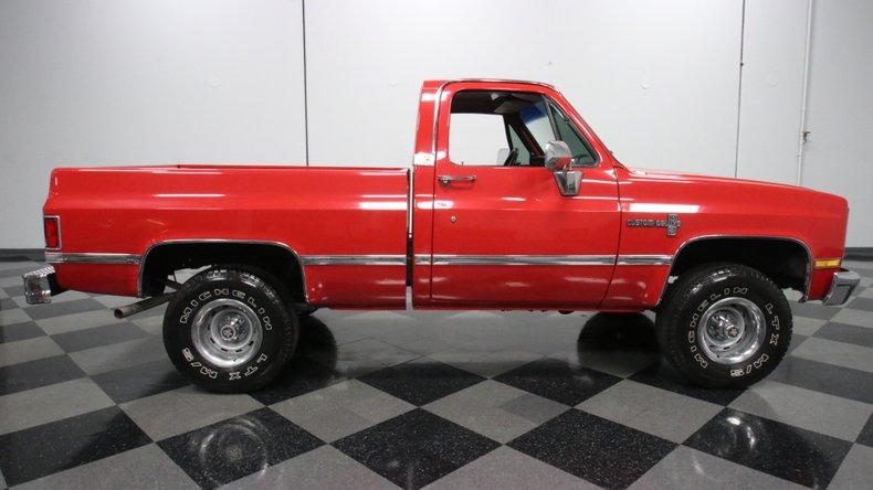 1987 Chevrolet K10 15