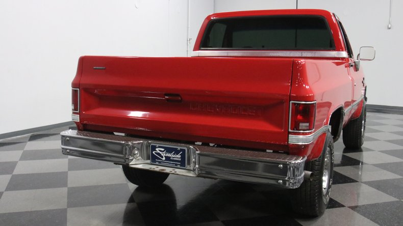 1987 Chevrolet K10 12