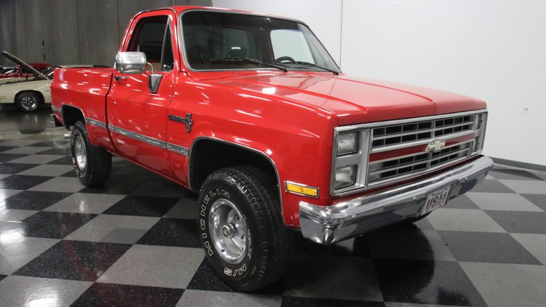 1987 Chevrolet K10 17