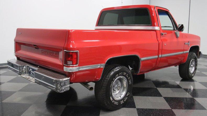 1987 Chevrolet K10 27