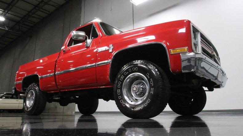1987 Chevrolet K10 33
