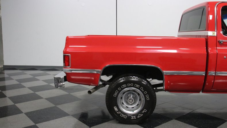 1987 Chevrolet K10 31