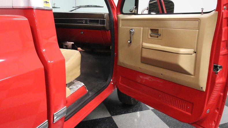 1987 Chevrolet K10 57