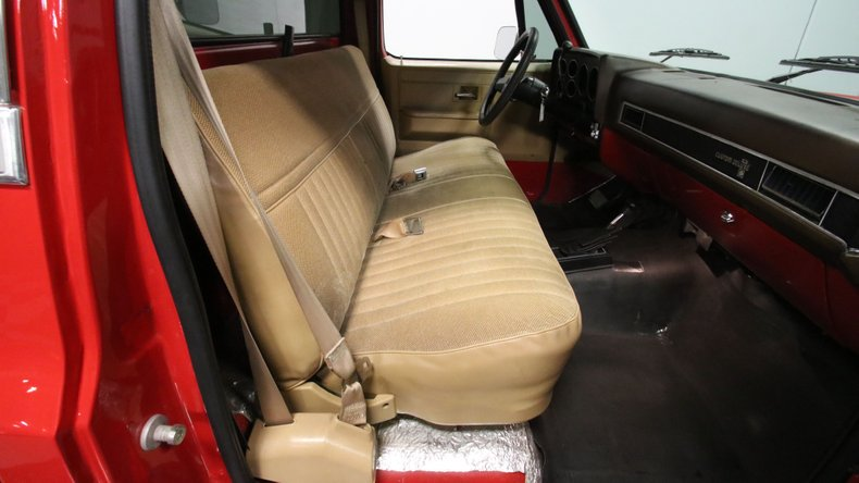1987 Chevrolet K10 52