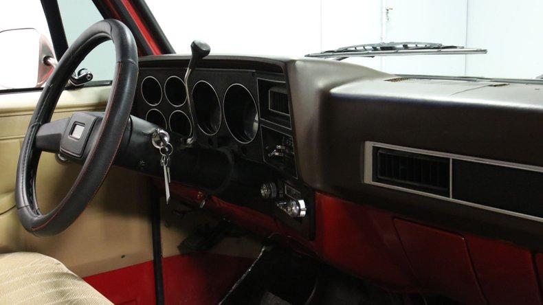 1987 Chevrolet K10 54