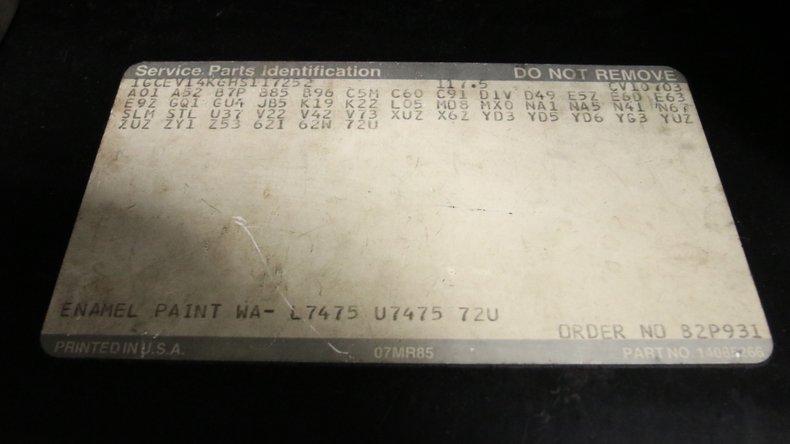 1987 Chevrolet K10 64