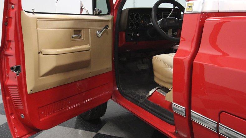 1987 Chevrolet K10 41