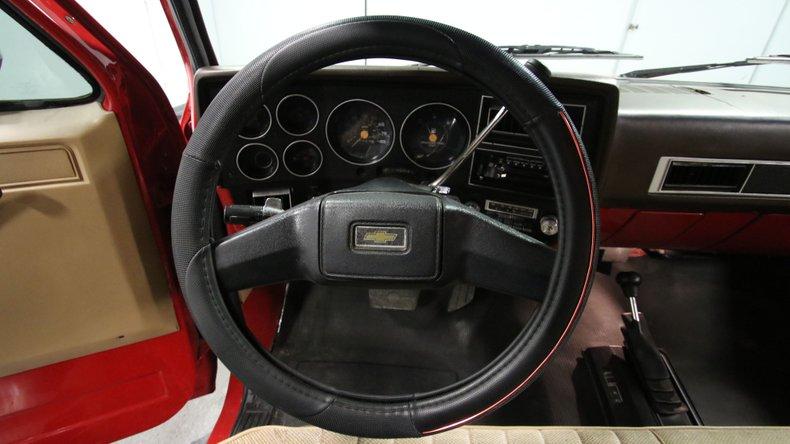 1987 Chevrolet K10 44